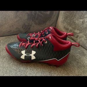 New!  Under Armour Cleats Men's Size 12.5